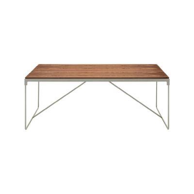 MINGX Rectangular Table Black, 200
