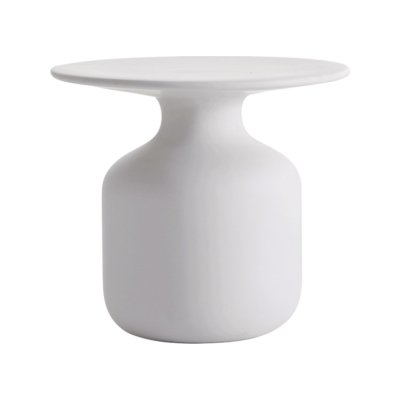 Mini Bottle Service table White CBI