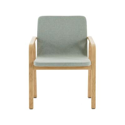 Mino Armchair XL Beech Natural Lacquer, Elmo Nordic 00105