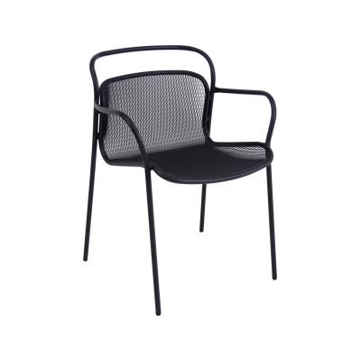 Modern Armchair - Set of 4 Copper 87