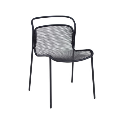 Modern Dining Chair - Set of 4 Copper 87