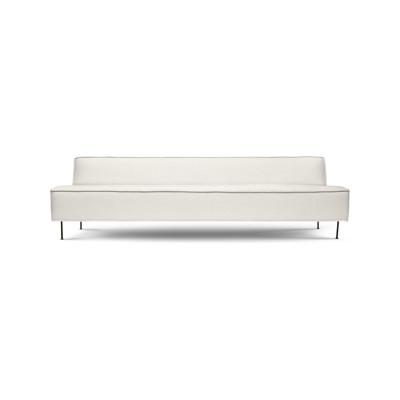 Modern Line Sofa San 130, Frame Brass, 300