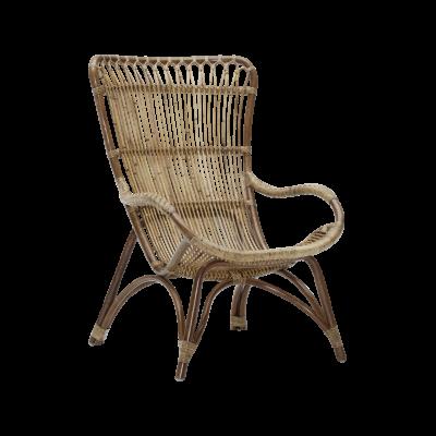 Monet High Back Chair Antique