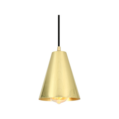 Moya Pendant Light Satin Brass
