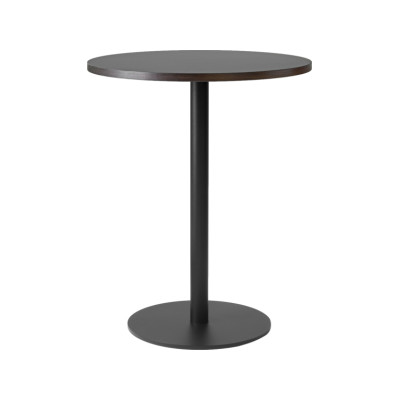 Nærvær NA9 Dining Table Black & Smoked oak