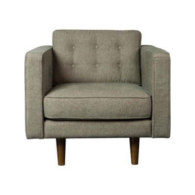 N101 Armchair Olive Green