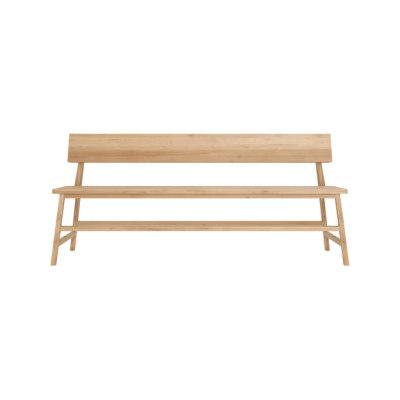 N3 Bench 120 x 50 x 81 cm