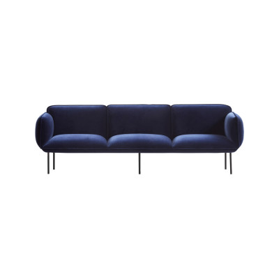 Nakki 3-seater sofa Step Melange 60004