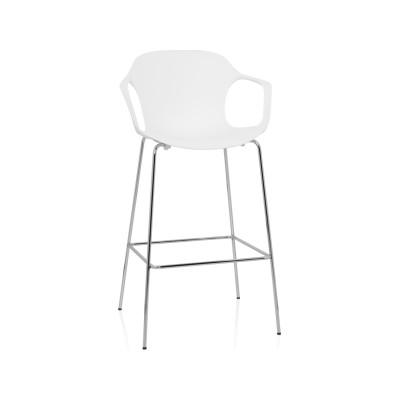 Nap Bar stool with arms Sky Blue