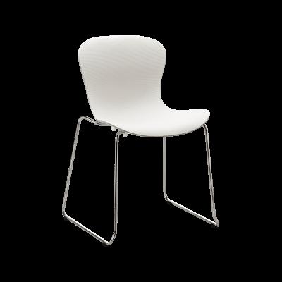 Nap chair - sled base Sky Blue