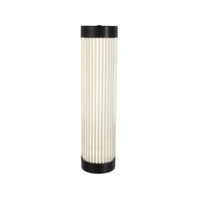 Narrow Pillar Wall Light 7211 Weathered Brass