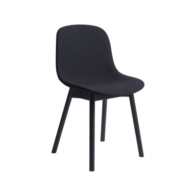 Neu 13 Dining Chair with Upholstery Oiled Solid Oak, Coda 2 100