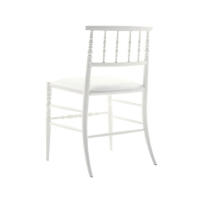 New Antiques Dining Chair Pelle Leather 900, Op 1001