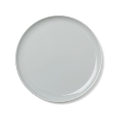 New Norm Side Plate - Set of 6 Diameter 19, Smoke