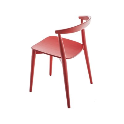 Newood Light Chair Frassino Ash Wood 112