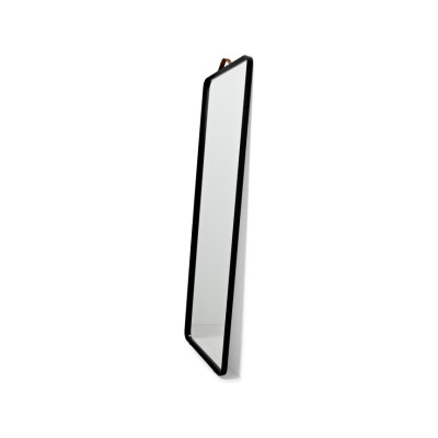 Norm Floor Mirror Black