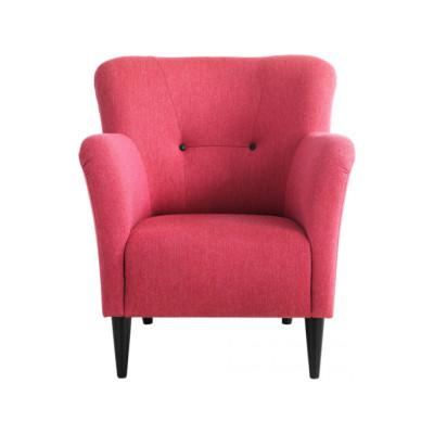 Nova Easy Chair Oak Natural Lacquer, Elmo Nordic 00105