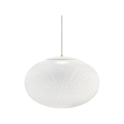 NR2 Pendant Light White