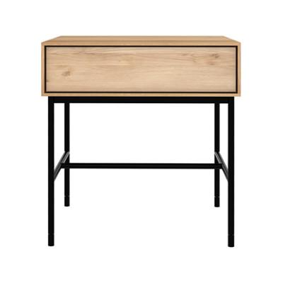 Oak Bedside Table Whitebird