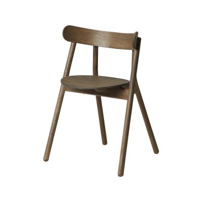 Oaki Chair Smoked oak