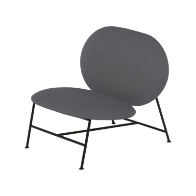 Oblong Lounge Chair Brusvik 05
