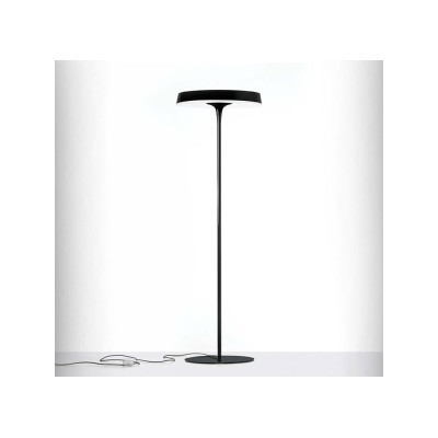 Olsen Floor Lamp Shiny Black