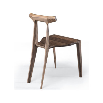Orca Chair Walnut Natural