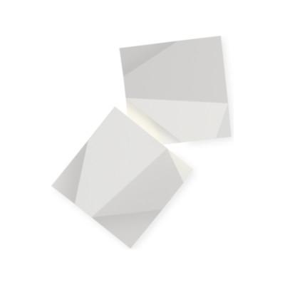 Origami 4504 Wall Light Matt White Lacquer
