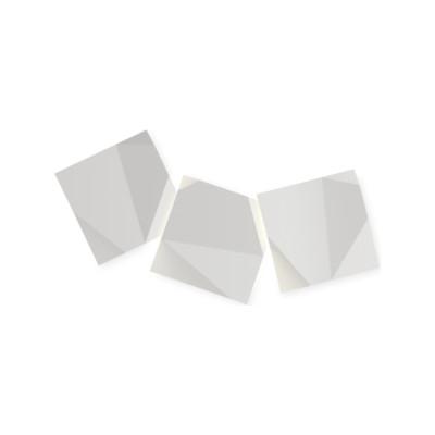 Origami 4506 Wall Light Matt White Lacquer