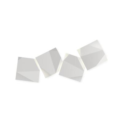 Origami 4508 Wall Light Matt White Lacquer