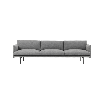 Outline 3 1/2-seater Sofa Remix 2 113