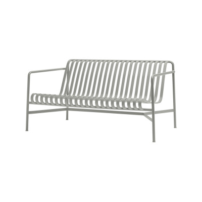 Palissade Lounge Sofa - Outdoor Sky Grey