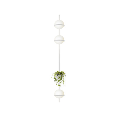 Palma 3718 Wall light Matt white lacquer