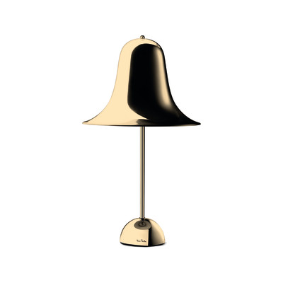 Pantop Table Lamp Shiny Brass