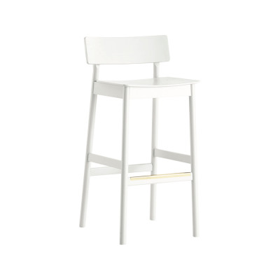 Pause bar stool Grey