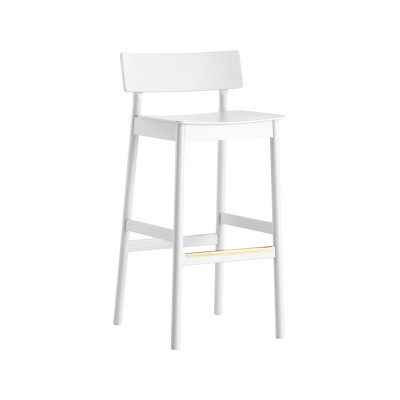 Pause counter chair Grey