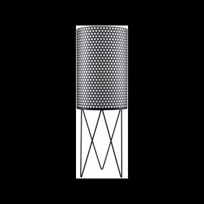 Pedrera PD2 Floor Lamp Gubi Metal Matt black