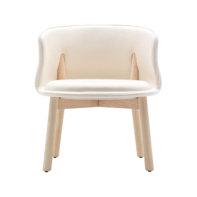 Peg Armchair Trame A210, Frassino Ash Wood 112