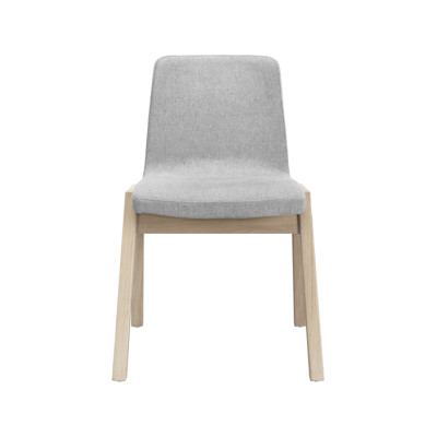 Pensil Chair Oak Natural, Lana 007 Canary