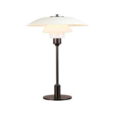 PH 3½-2½ Table Lamp EU Plug, Yellow