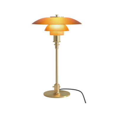 PH 3/2 Table Lamp UK Plug, Limited Edition Brushed Brass