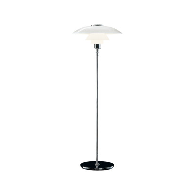 PH 4½-3½ Glass Floor Light EU Plug