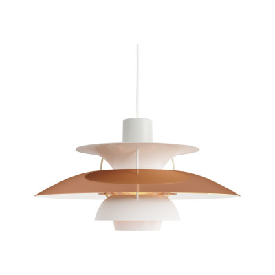 PH 5 Pendant Light Polished Copper