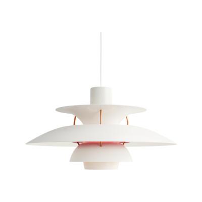 PH 5 Pendant Light White Modern