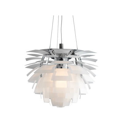 PH Artichoke Pendant Glass Light 59W LED 3000K