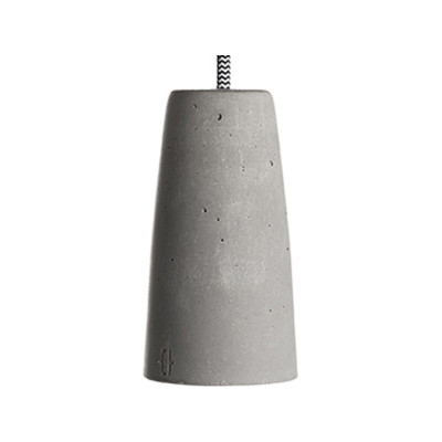 Phari Concrete Pendant Light Phari