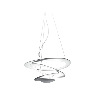 Pirce Pendant Light White