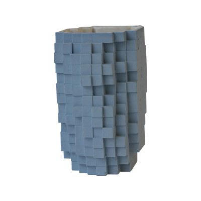 Pixel Vase Number 0206, Small