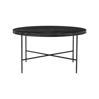 Planner Circular Coffee Table Charcoal