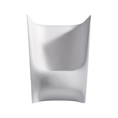 Plie' Armchair Light Gray